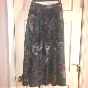 High Quality Vintage Giesswein Wool Skirt
